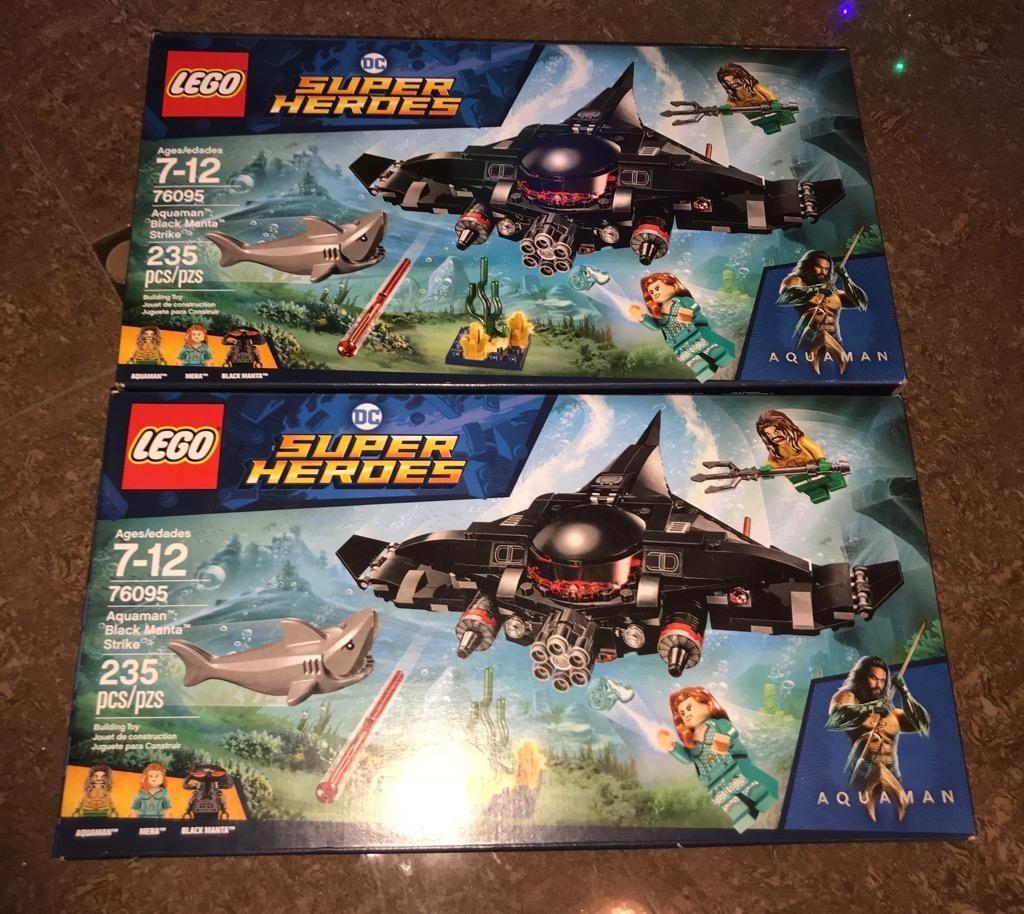 Lego Aquaman ENTREGA EN SAN BORJA . LEGO ORIGINAL NUEVOS SELLADOS