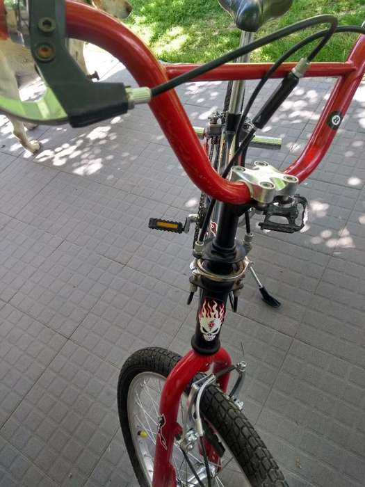 Bicicleta Bmx Rodado 20 Infantil