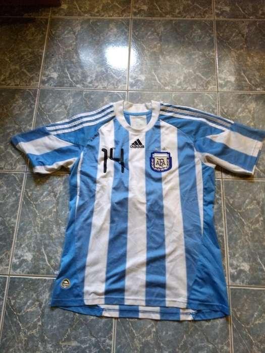 Camiseta Afa Mascherano 14