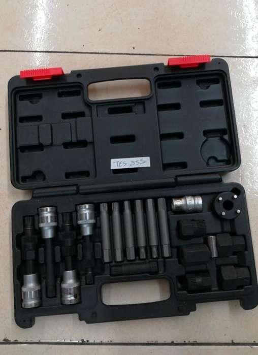 Puntas Extractor de Alternadores 18pcs U