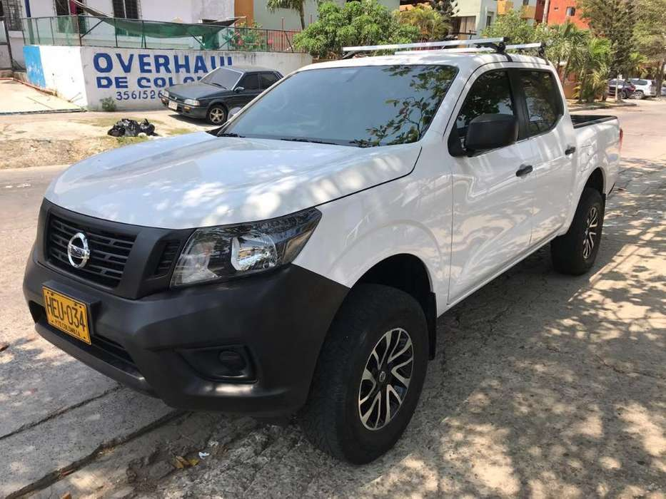 Nissan Frontier 2017 - 26831 km