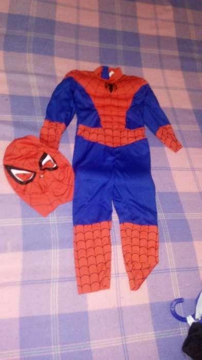 Se Vende Disfraz Spiderman