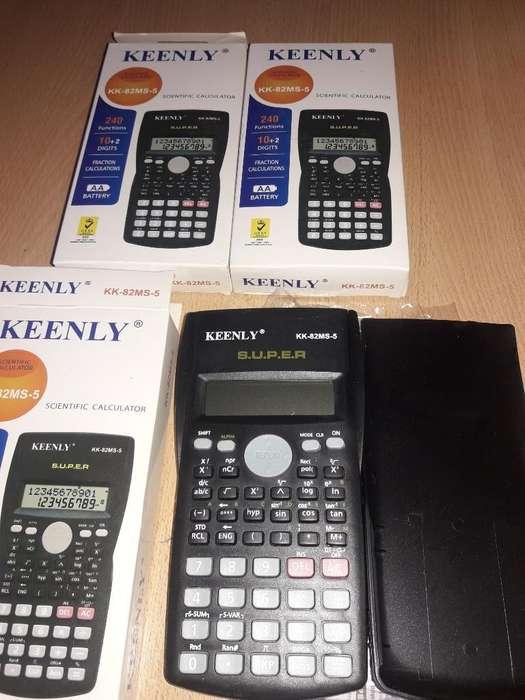 Vendo <strong>calculadora</strong>