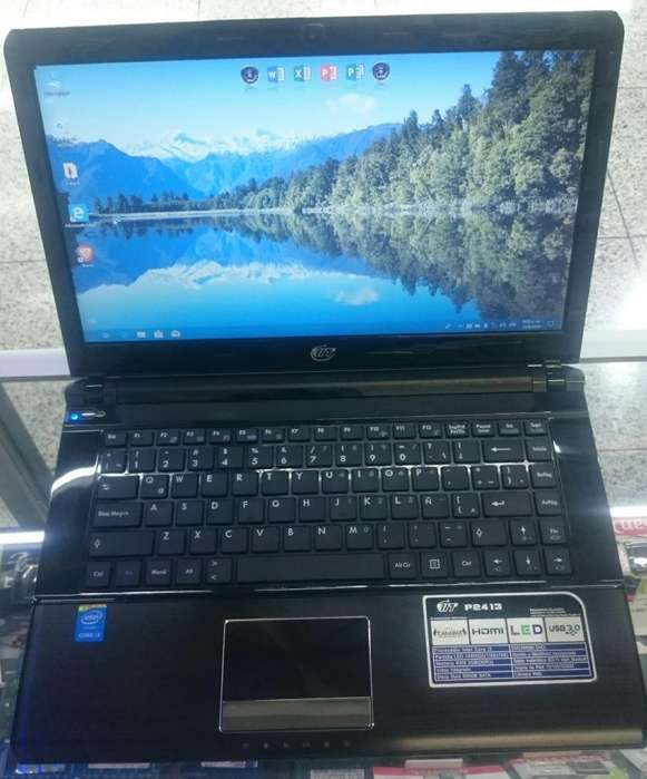 Laptop VIT P2413 Intel Core I3 Pantalla 14.0