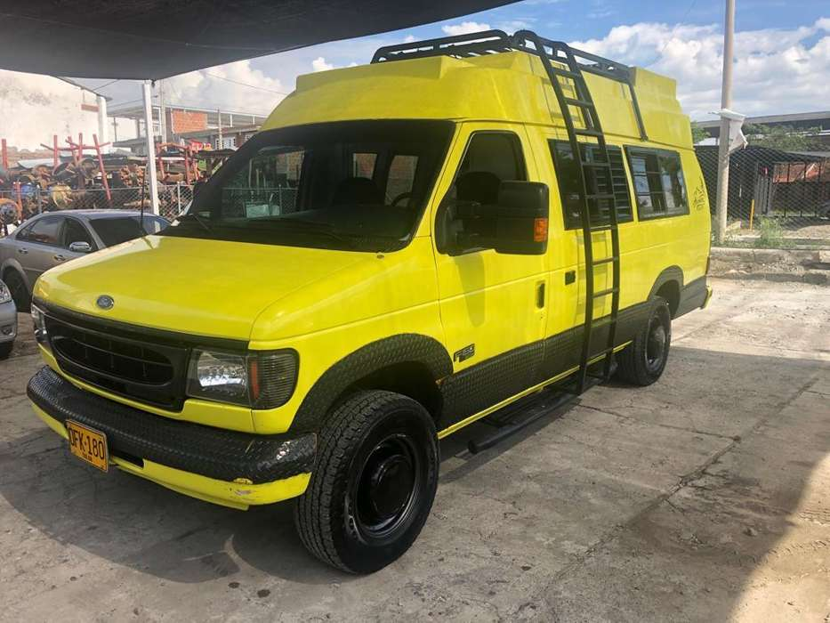 <strong>ford</strong> Econoline 1997 - 240000 km