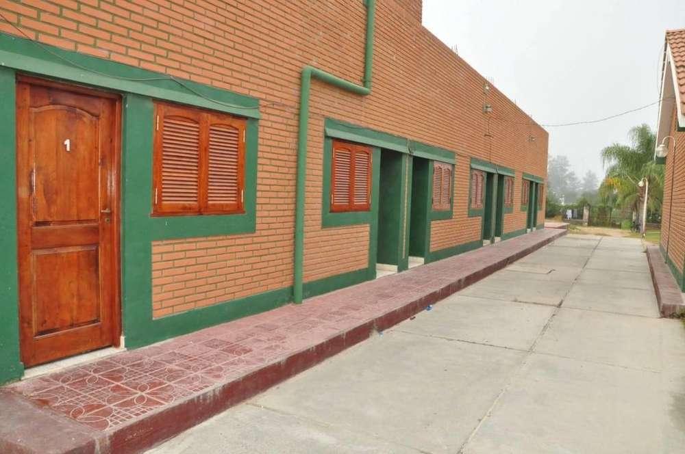 hw12 - Departamento para 2 a 6 personas con cochera en Termas De Rio Hondo
