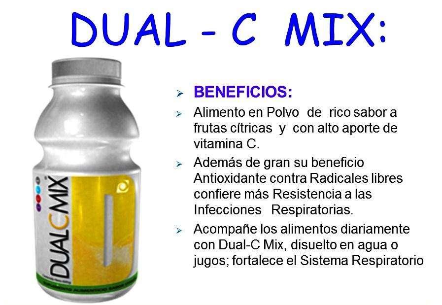 ABC DUAL C MIX ...Vitamina C