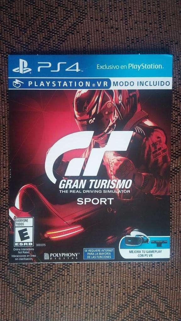 Gran Turismo Pra Play 4