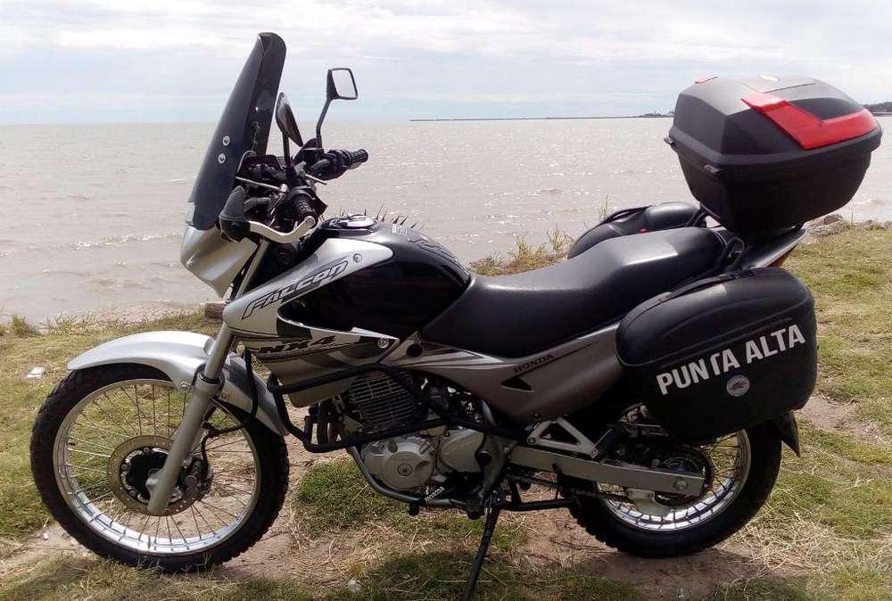 Honda Falcon Nx400 2013