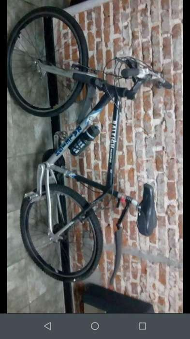 Vendo Bici Impecable