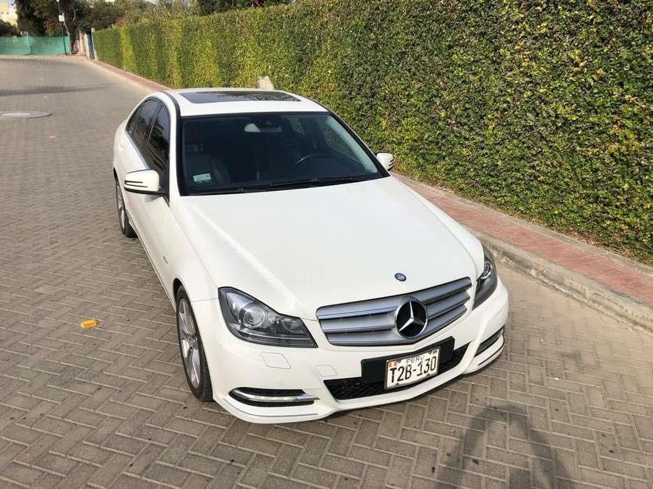 Mercedes-Benz Clase C 2012 - 38500 km