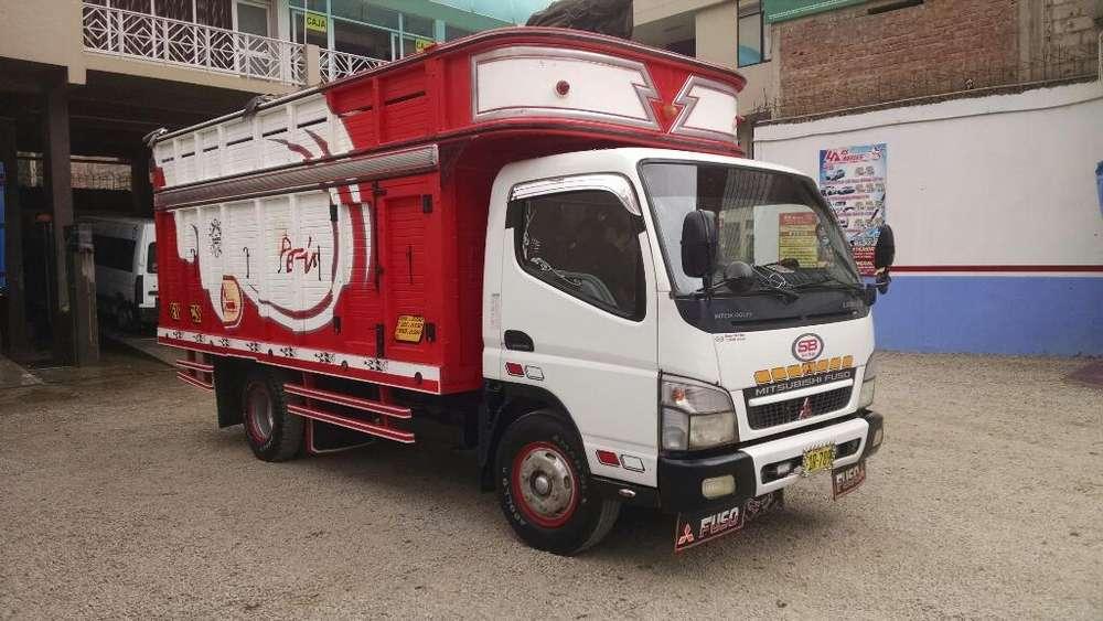 Vendo Camion Mitsubishi Fuso