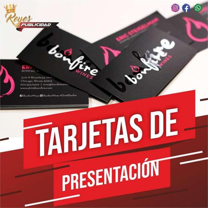TARJETAS DE PRESENTACION PROPALCOTE LITOGRAFIA MATE BRILLANTE CALI PUBLICIDAD PAPELERIA COMERCIAL DISEÑO IMPRESIONES