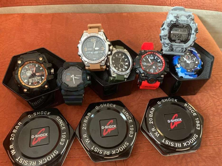 Relojes <strong>casio</strong>