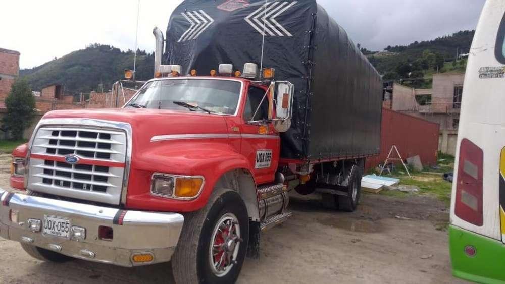 FORD 8000 1996, REPOTENCIADO 2010