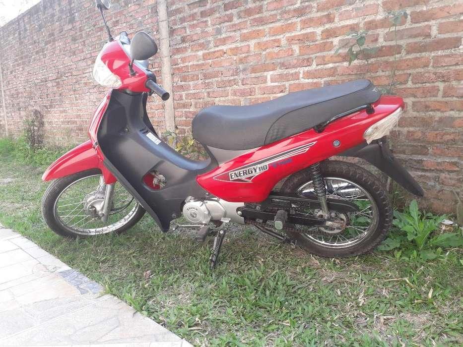 Vendo Moto Energy Corven 110