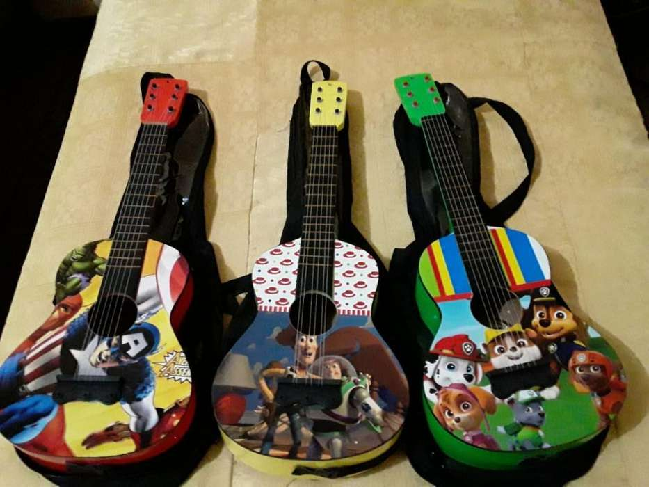 Guitarras Infantiles Colombianas Flamenc
