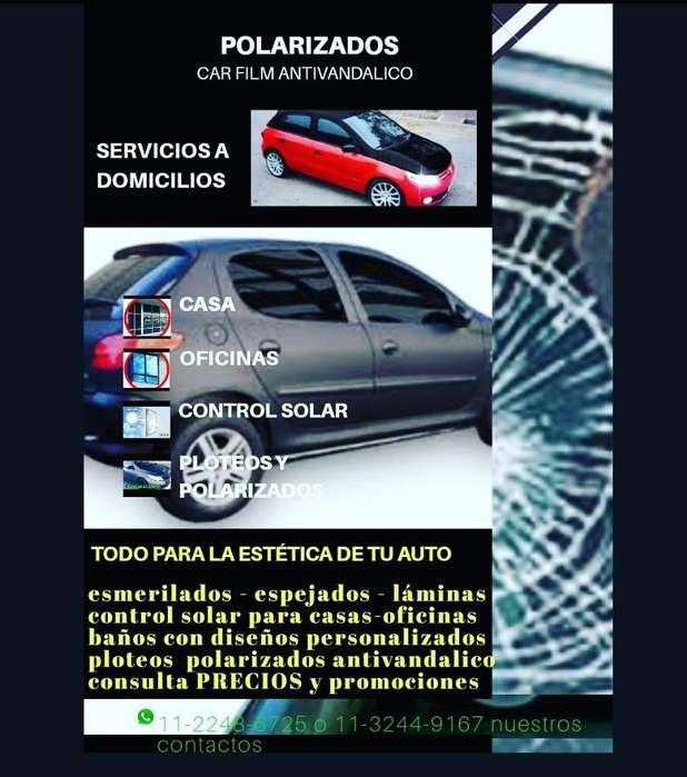 <strong>polarizado</strong>s Car Film