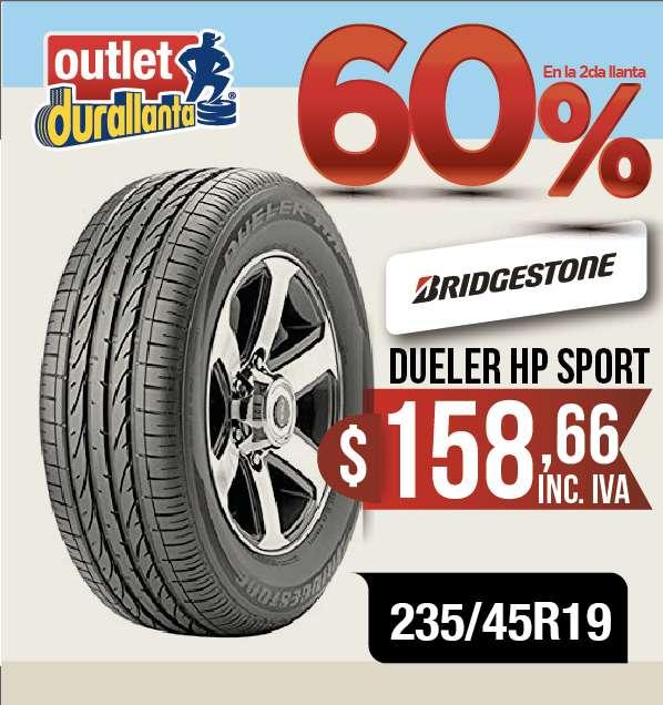 <strong>llantas</strong> 235/45R19 BRIDGESTONE DUELER HP SPORT A6 A7 A8 Allroad Q3 S6 S7 500X CR-V Genesis Tucson ix35 Compass 508
