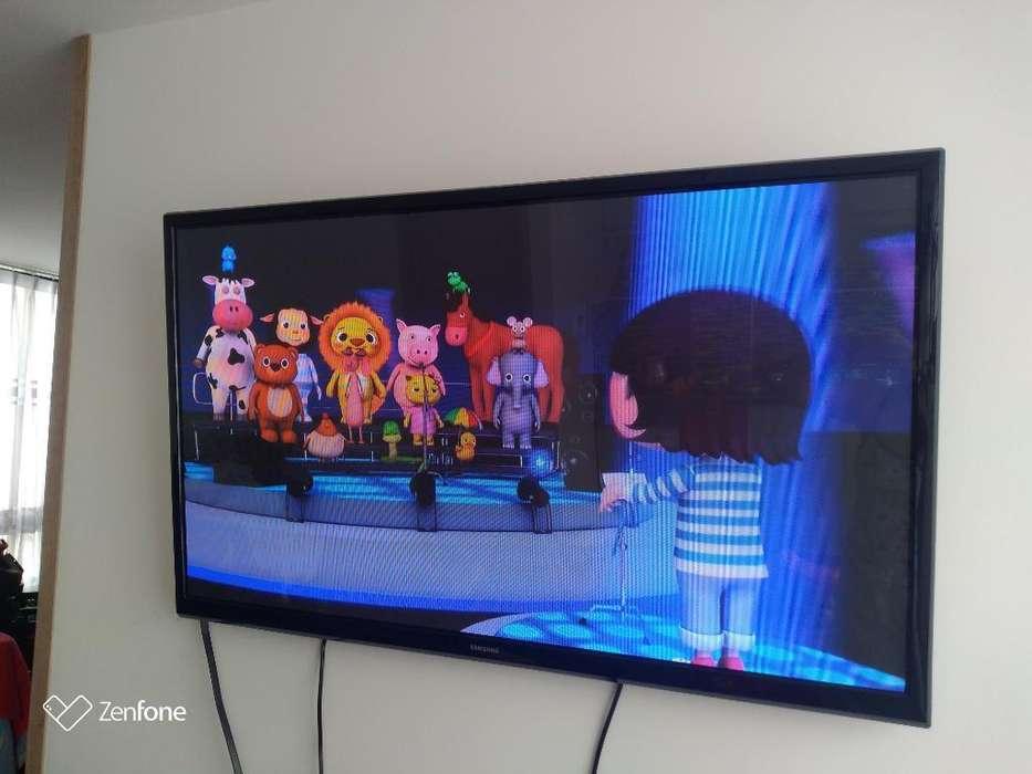 <strong>televisor</strong> Samsung de 48'