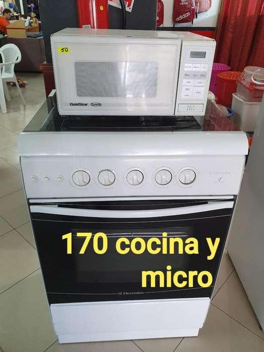 Cocinas Neveras Lavadoras Microondas