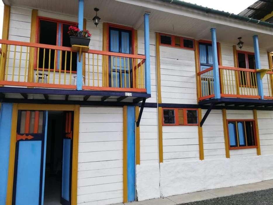 Alquiler Casa Colonial Filandia