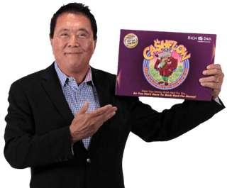 SUPER OFERTA!! JUEGO CASH FLOW ORIGINAL - ROBER KIYOSAKI - IMPORTADO