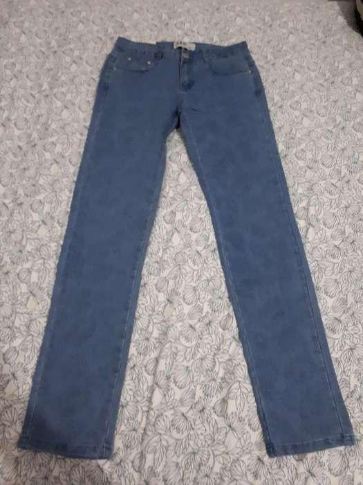 Pantalón Jeans Talla 30