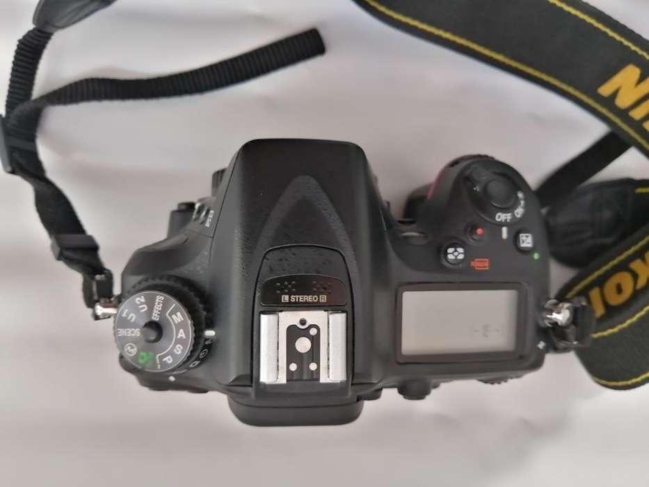 Cámara Nikon D7100