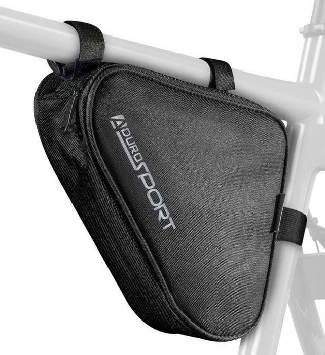 Aduro Sport Bolsillo Para Bicicleta Resistente Al Agua