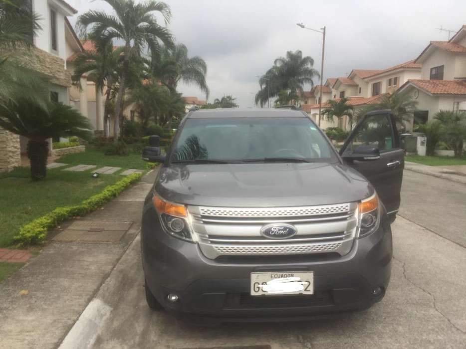 Ford Explorer 2014 - 0 km