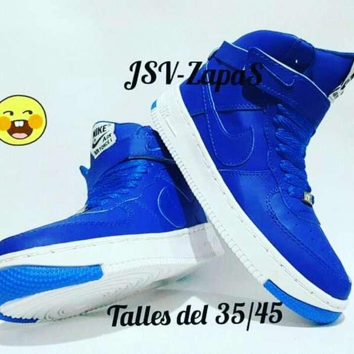 Nike Botitas en Talle 41