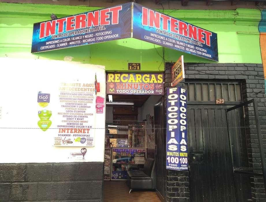 Internet/Papelería