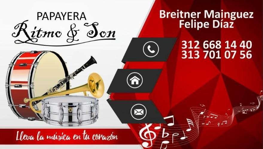 Papayera Ritmo Y Son Cali - 313 701 0756