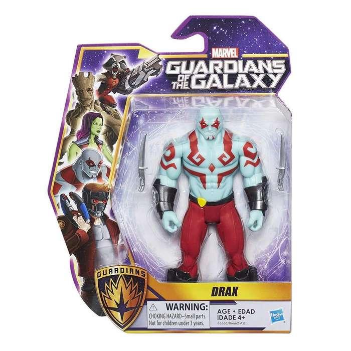 Marvel Guardianes De La Galaxia Drax