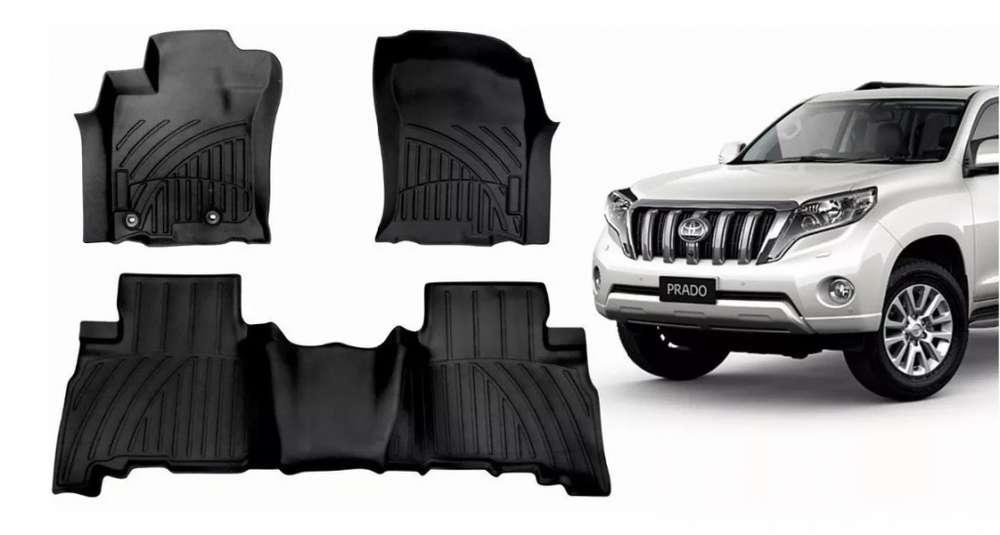 Tapetes Termoformados Jeep Rubicon <strong>toyota</strong> Prado Fortuner