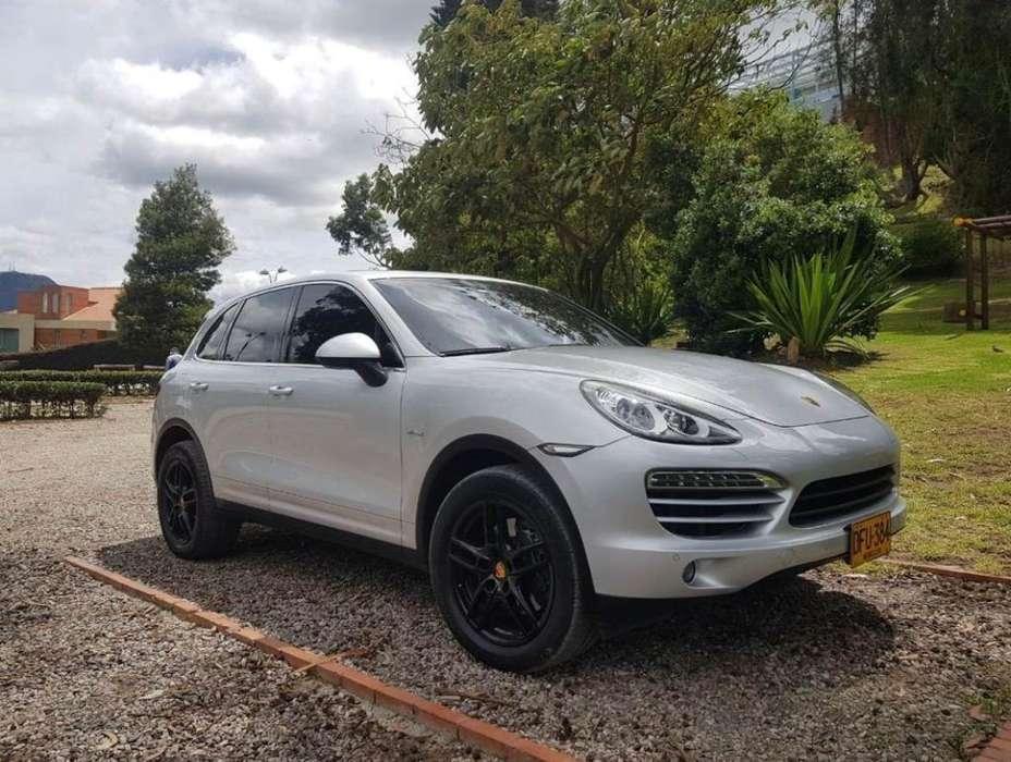 Porsche Cayenne 2011 - 160000 km