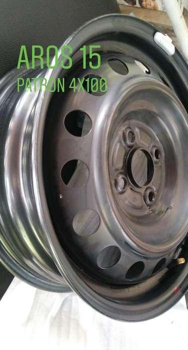 Remato Aros 14 15 16 Tapas Toyota Nuevos