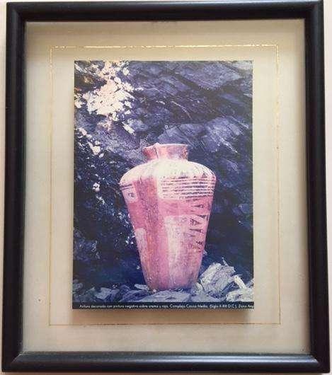 Se vende Colección de cuadros de arte precolombino
