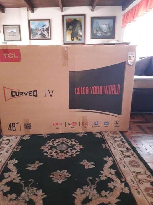 Vendo <strong>televisor</strong> Tcl 48