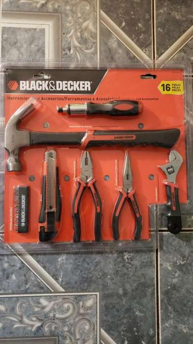 Black&decker Set de Herramientas