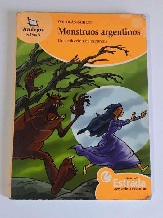 Monstruos Argentinos Una coleccion de espantos