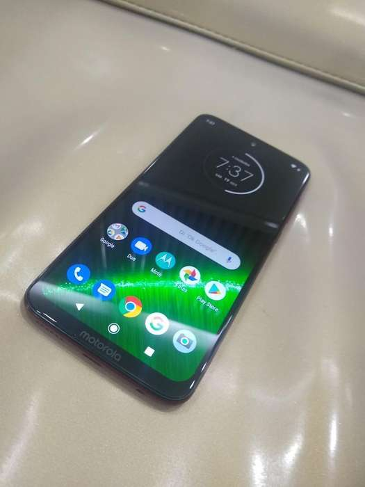 Moto G7 Plus Perfecto Estado