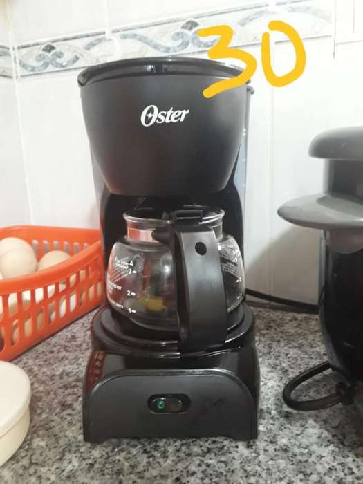 <strong>cafetera</strong> Eléctrica Oster, no necesita cambio de filtro