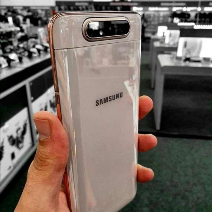 Samsung A80 128gb Nuevos Sellados