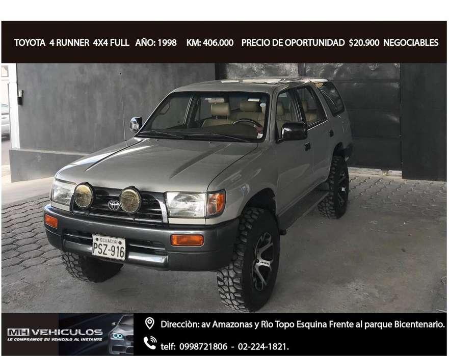 Toyota 4Runner 1998 - 406000 km