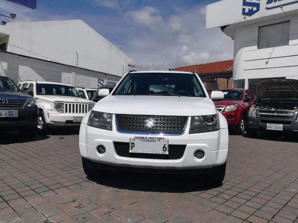 GRAND VITARA SZ 2.0 TM 4X2 AÑO 2013