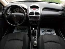 Peugeot 206 Allure 2013 1.4