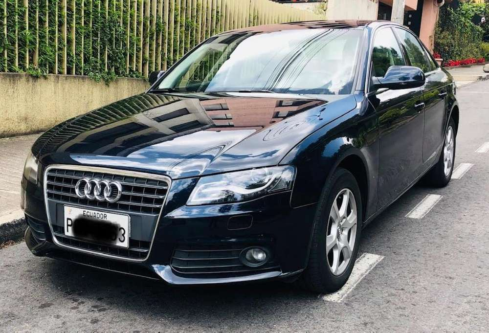 <strong>audi</strong> A4 2012 - 75000 km
