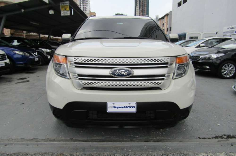 Ford Explorer 2012 - 75291 km